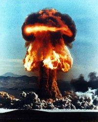 Atombombeeksplosion